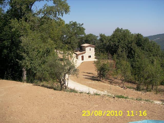 Antiche Dimore nel Parco - Abbateggio - Leilighet