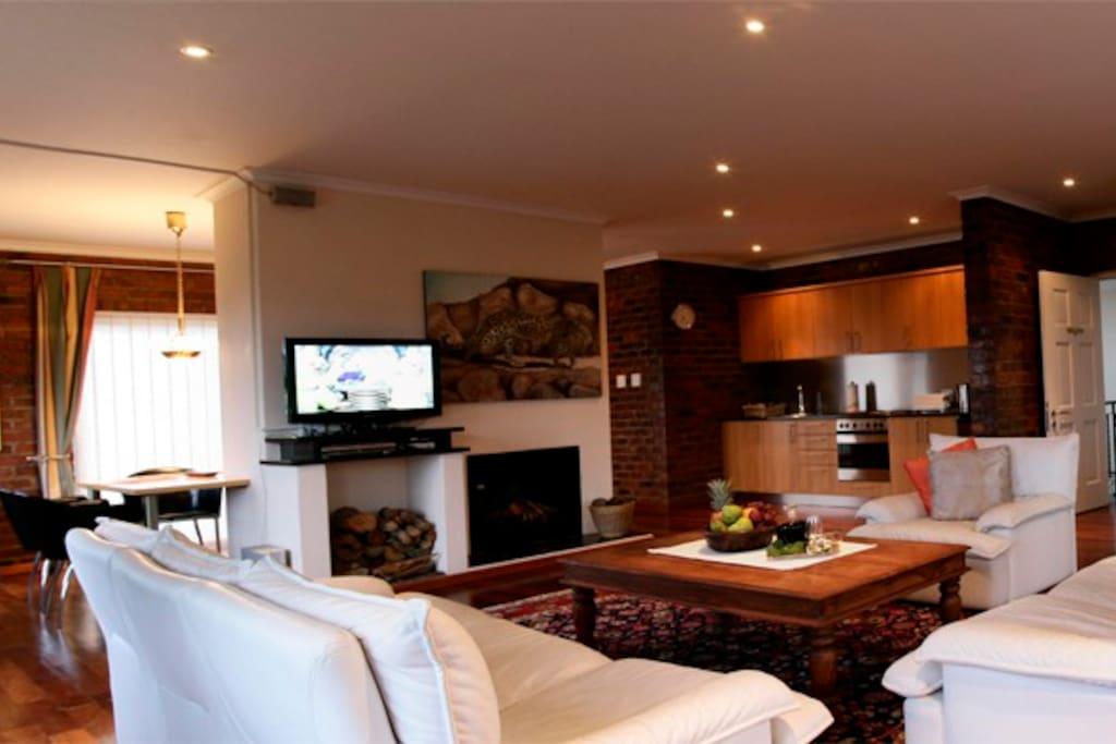 Excellent location 10 min. from Stellenbosch