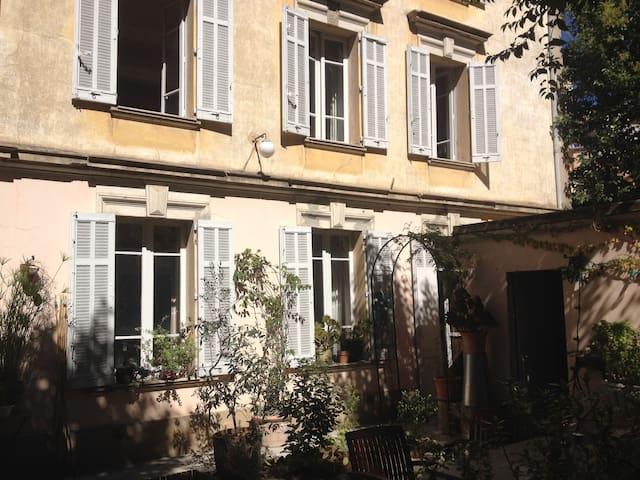 Les charmes d'un hôtel particulier - Grasse - Overig