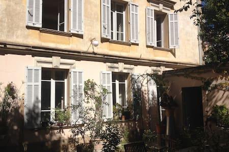 Les charmes d'un hôtel particulier - Grasse