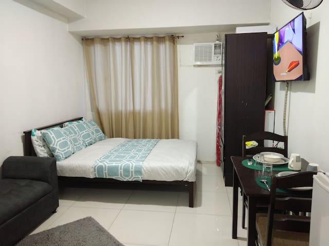 #Erinne's Staycation @ Sun Residences Condo