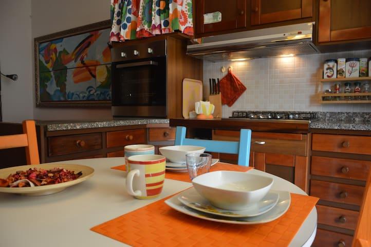 Cozy flat in Padua