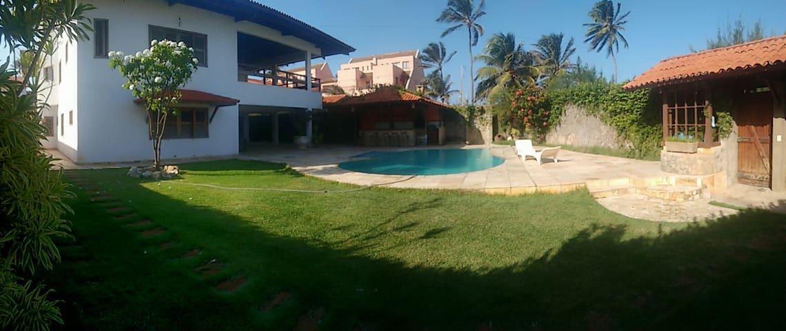 Doce Lar Cumbuco Ghest House - Caucaia - Huis