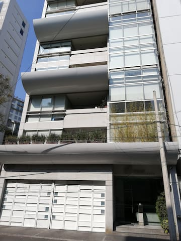 Opera Apartments-Lomas Polanco.