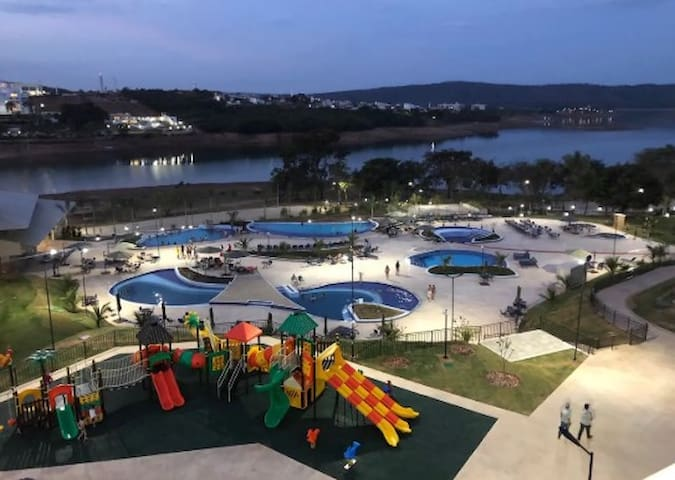 ILHAS DO LAGO ECO RESORT - CALDAS NOVAS/GO