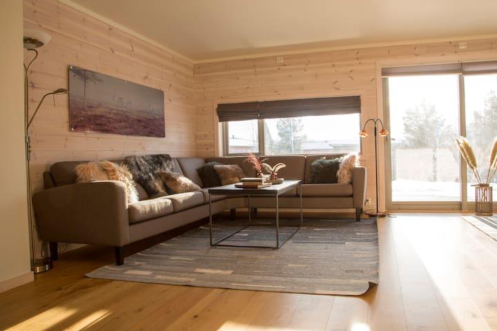 Ny sjarmerende leilighet med utsikt over Røros