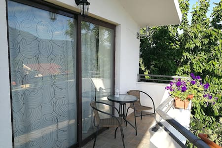 Katerina apartment two bedrooms in Ostrvica