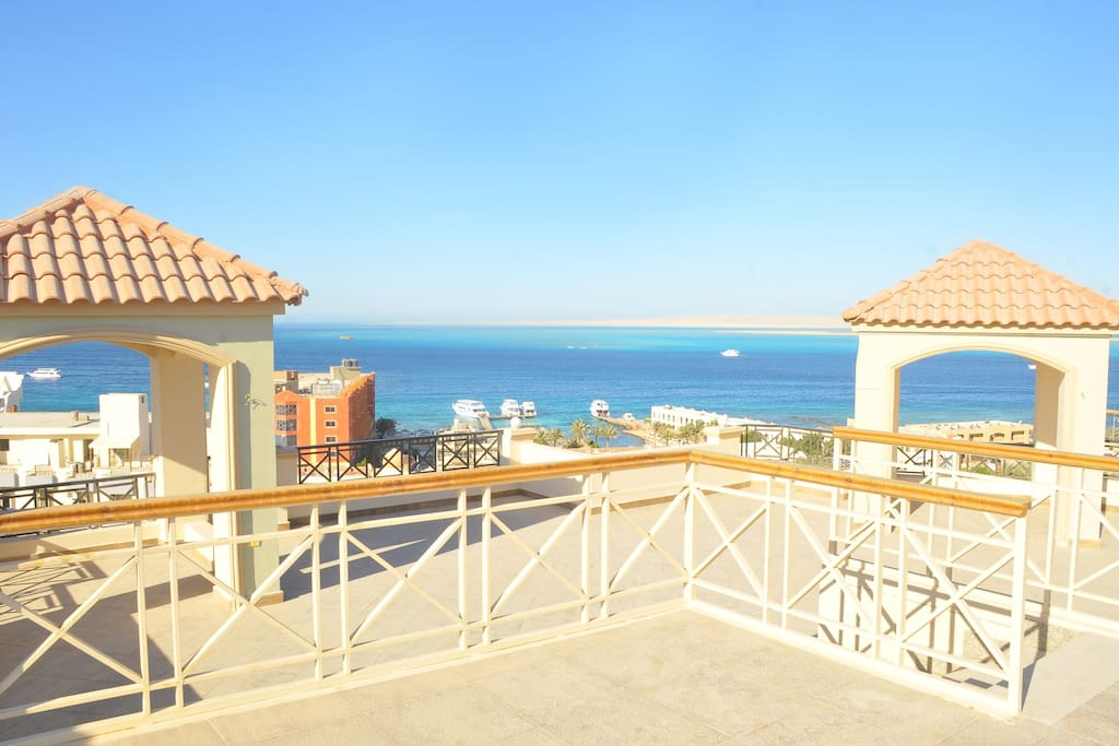 Our Panoramic Red sea view