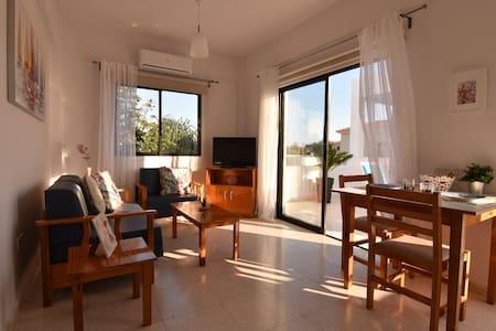 Beautiful Apartment near the Mediterranean sea