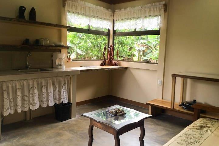 Nature Casita - Bijagua - Rumah Tamu