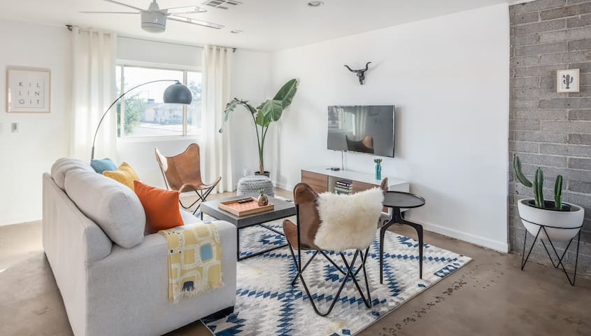 Spacious 3BR Home with Pool by WanderJaunt
