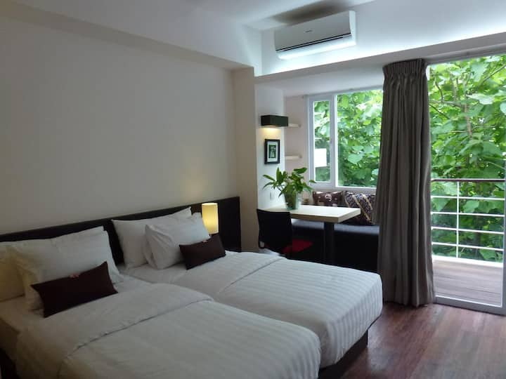 Amazing 1 BR Apartement Budget at Nusa dua Area