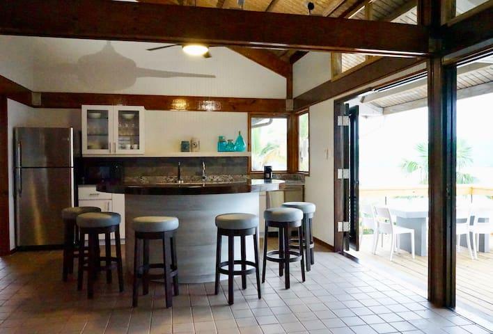 Oceania Villa 2 - Tropical and Ocean View - Culebra - Villa