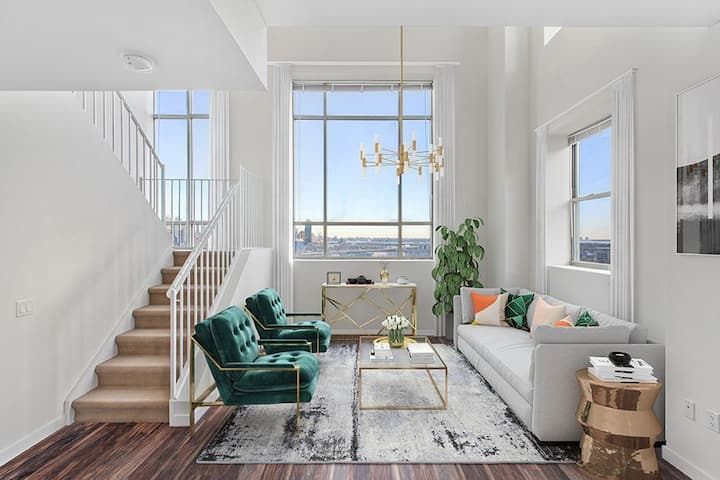 Entire apartment for you   1BR in Jersey City