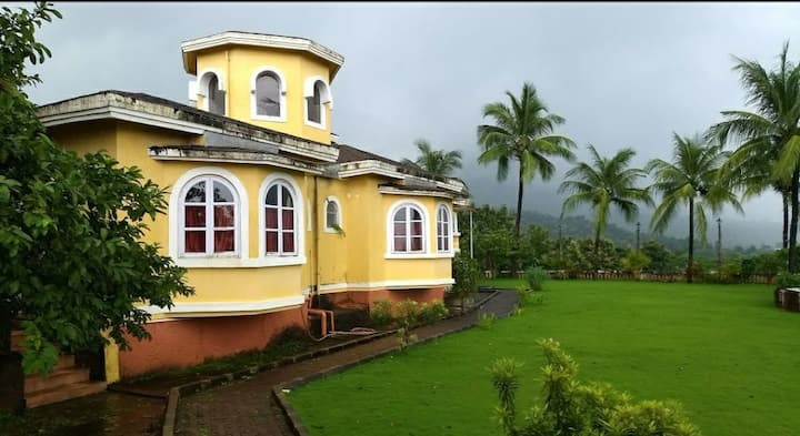 Karjat-Spanish Style Villa With Private Pool 3BHK