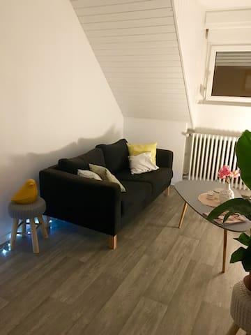 Appartement aux portes de Strasbourg
