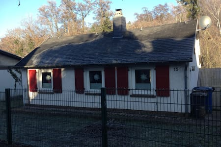 Small house (cottage) as vacation home - Limburg an der Lahn - Apartamento
