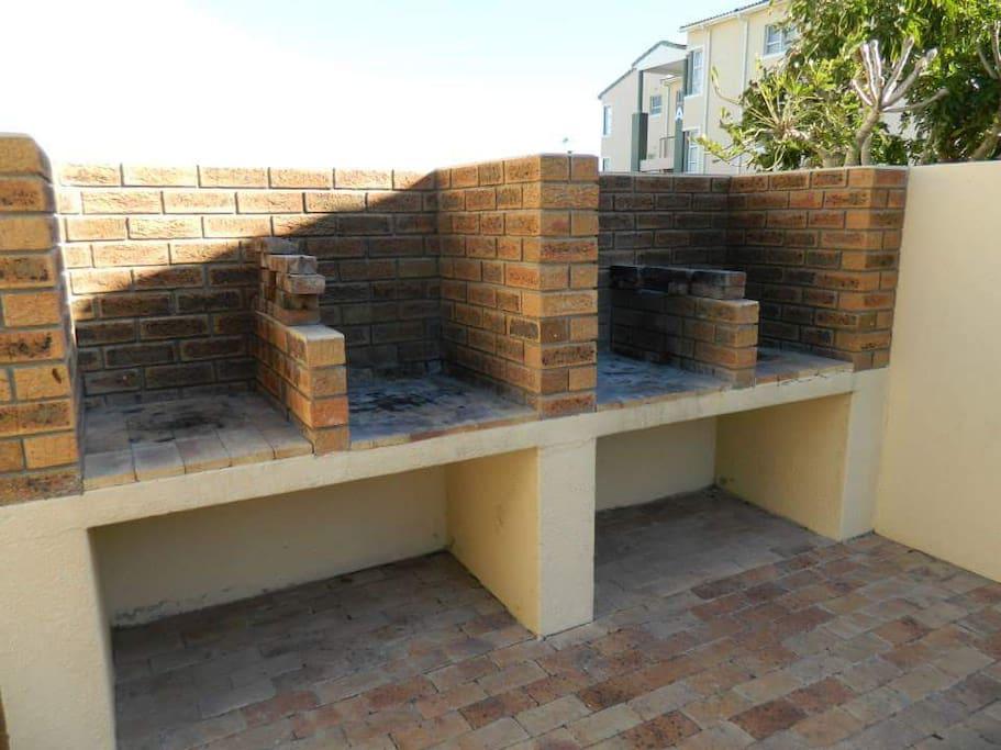 braai facilities