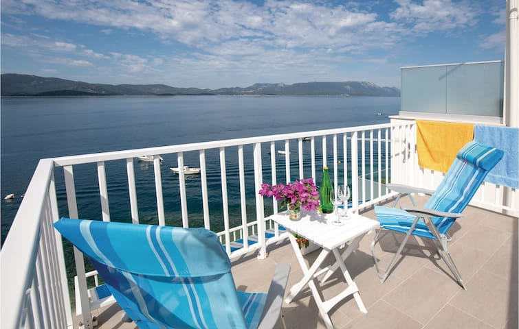 Holiday apartment with 1 room on 28m² in Komarna