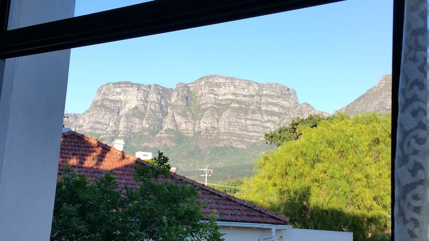 Two Bedroom Apartment in Rondebosch, Cape Town - Cape Town - Apartment