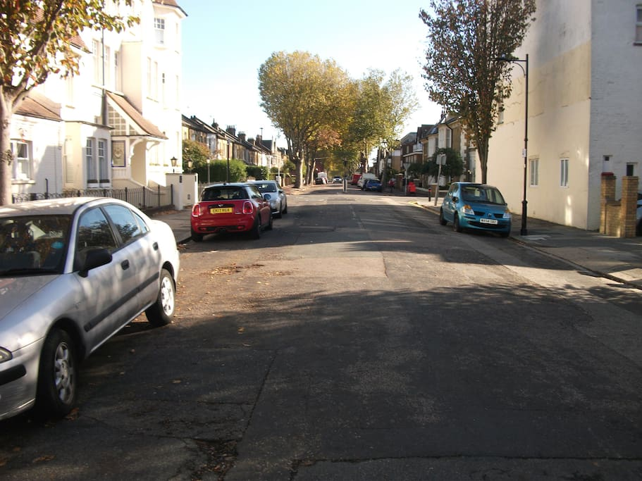 Alexandra Road (Situated in Southend-on-Sea Conservation Area.