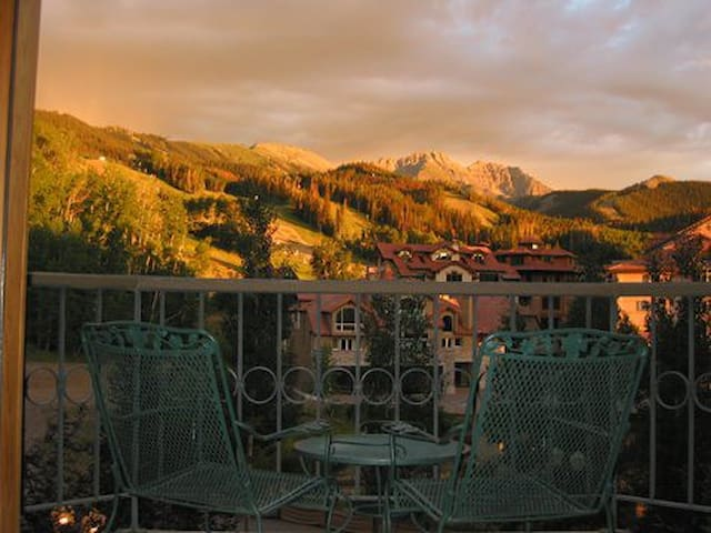 Mountain Village Core Condo with High-End Finishes is a Perfect Mountain Retreat