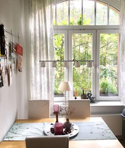 Beautyful 2 room appartment with garden - Kassel