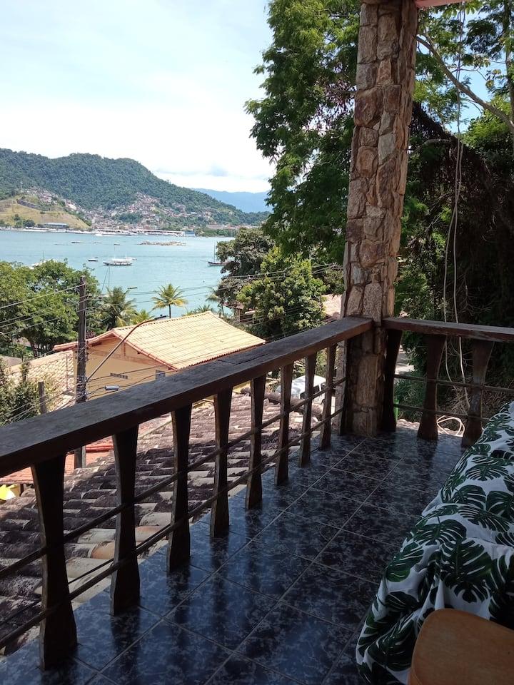 Mansão Suite c/ vista p/ o mar Angra super Promoçã