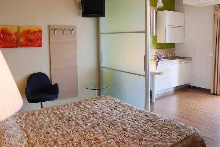 Appartamento panoramico in centro a Montone