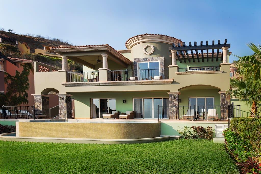 3br Montecristo Villa At Quivira Los Cabos Vr1 Villas