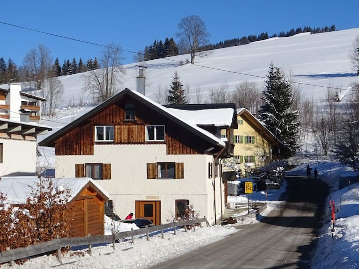 Selbstversorger Ferienhaus Jungholz/Tirol