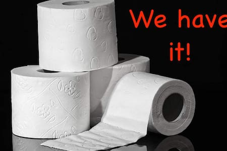 The Nook: Want toilet paper? We have it!