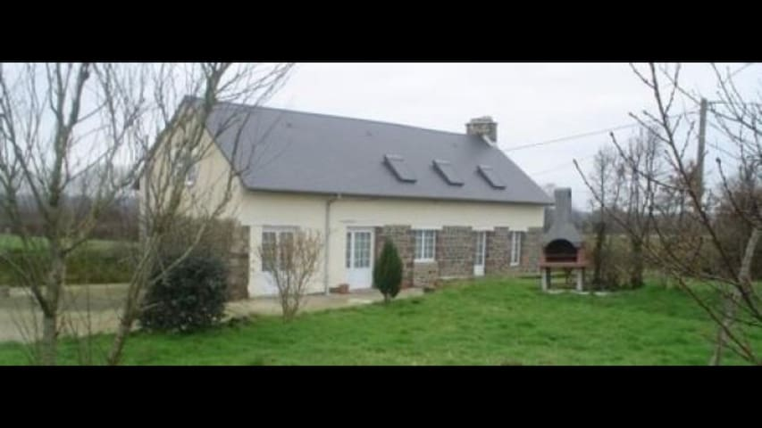 French Country House rural Normandy - Hambye - Casa