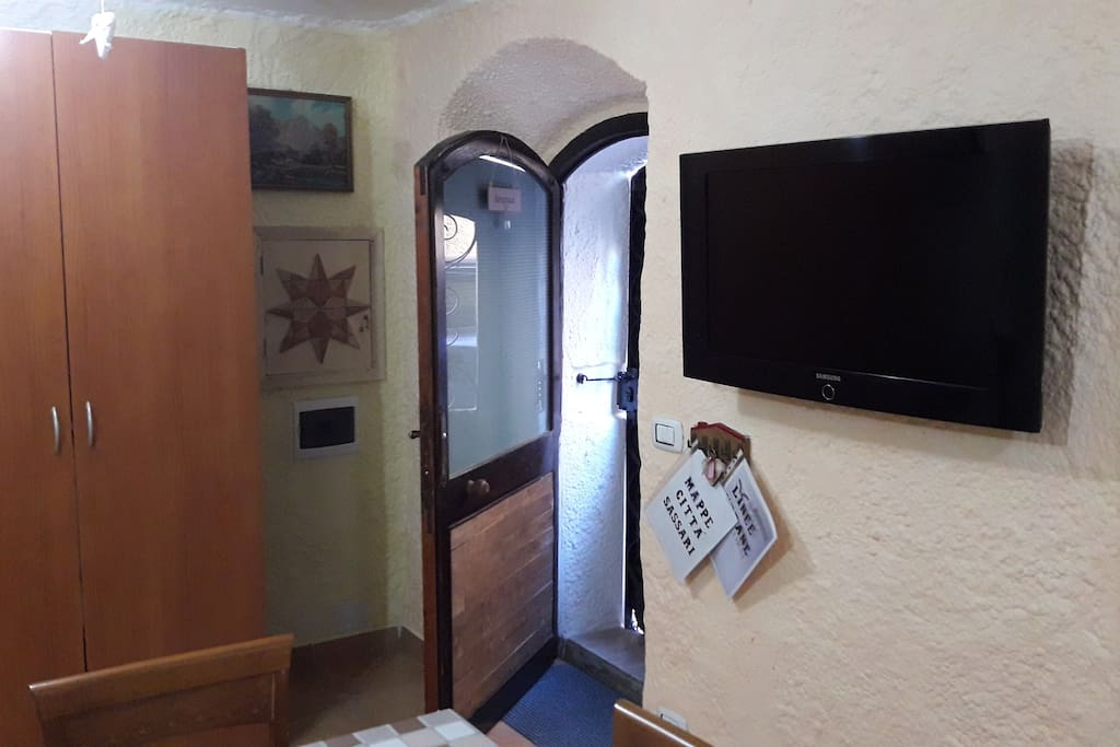 porta d ingresso