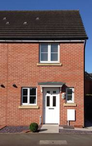Modern 2 Bedroom House in Cardiff - Cardiff - Rumah