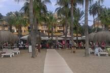 Rio Real Beach Bar And                   Restaurant