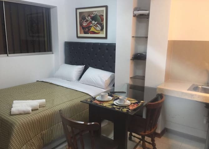 Lovely Private Room Close to Miraflores