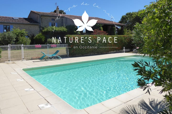 Nature's Pace Holidays - Fitou Gite