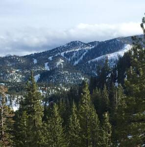 Adventurous Tahoe mountain home - Stateline - House