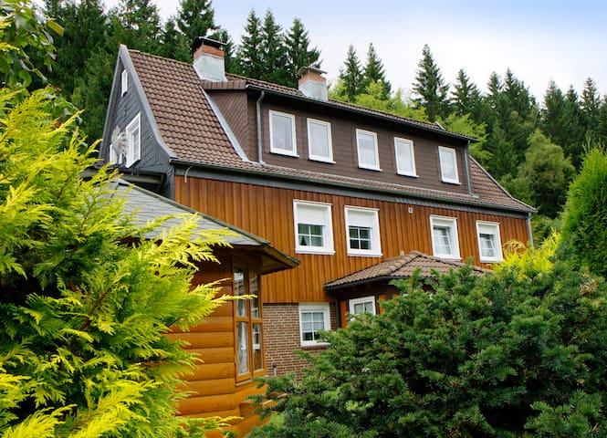 Geräumige Ferienwohnung im Harz Altenau - Altenau - Pis