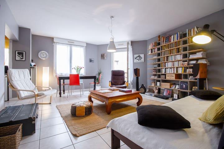 Appartement Pont des Demoiselles - Toulouse - Daire