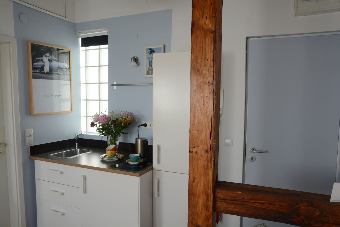 your own little kitchenette