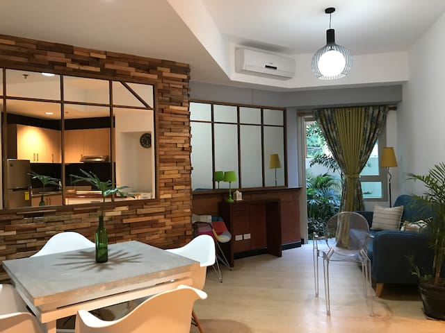 2 bedroom Tropical escape in The Grove by Rockwell