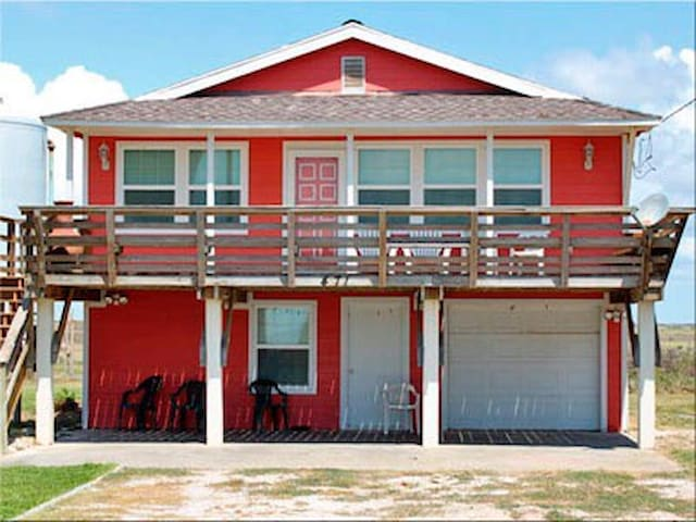 Mermaid Hideaway Rentals in Matagorda Texas - Matagorda