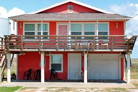 Mermaid Hideaway Rentals in Matagorda Texas - Matagorda - House