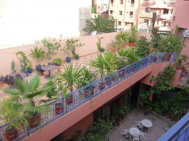 Depuis 1939, Hôtel du pacha - Marrakech - Bed & Breakfast