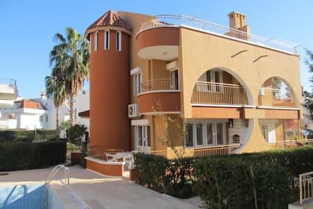 Villa Maya, Belek/Kadriye mit Privatpool - Kadriye Belediyesi