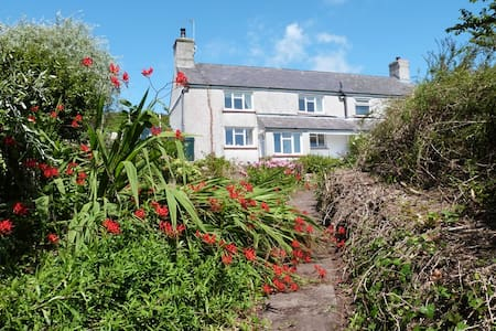 Belvedere, a traditional 4* cottage in Gower