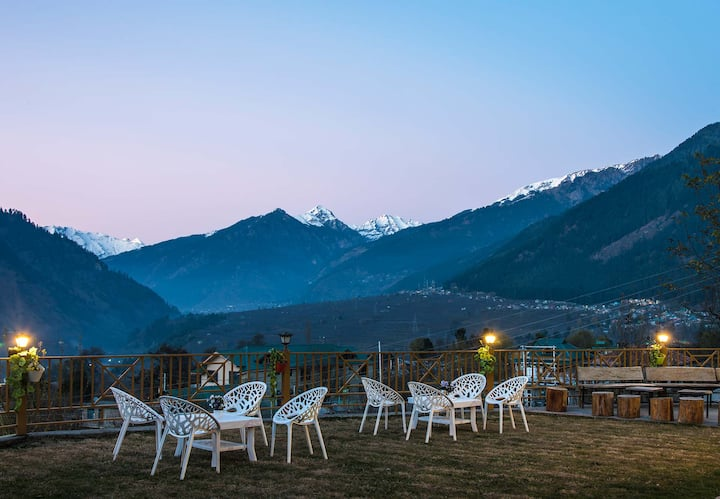 Exotica Manali 4BR - DISINFECTED BEFORE EVERY STAY