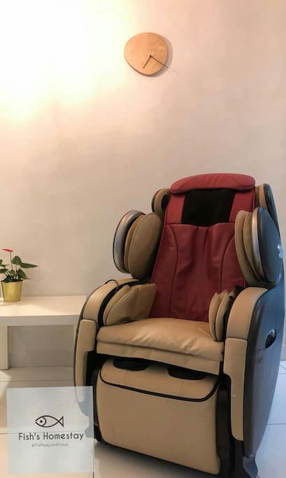 """Massage chair """"in the house,, ☆Stay in Value♡"""
